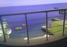 Трио 50 метров до моря - вид с балкона 4-и этаж