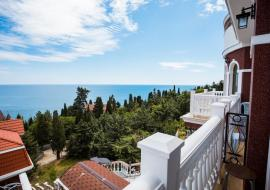 Гранатовое поместье - Апартаменты 2-комнатные  -  Алушта   гостиница