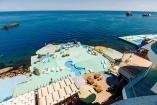 Крым Утес  гостиница  первая линия