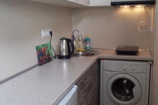 Аренда однокомнатная квартира в Севастополе  недорогой отдых в Крыму