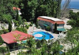 Севастопольское шоссе - Алупка частный пансионат с бассейном