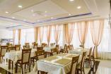 Крым Саки отель бассейн завтрак  Прибой