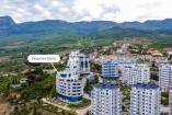 Крым  Ялта  Недвижимость Гурзуф  Купить квартиру в ЖК Ришелье Шато