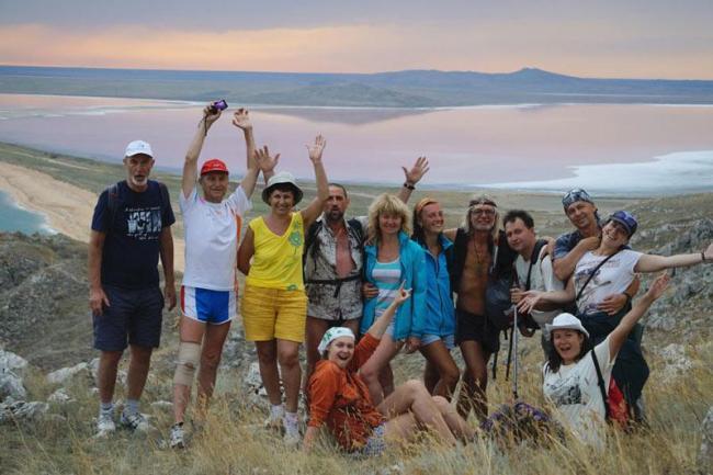 Крым пеший     Многодневные туры «Робинзонада: путешествие по всему Крыму»