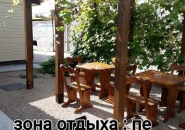 дом - Крым Аренда дома  Сдается в аренду  Черноморском ул. Павленко 43-а