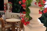 Люкс Семейный    Крым  отдых в Алуште отель с бассейном  Профессорский уголок